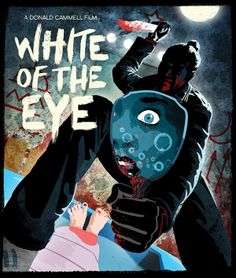 White of the Eye (1987) USA Horror thriller D: Donald Cammell. David Keith, Cathy Moriarty, Art Evans. 25/03/14