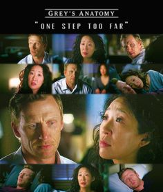 Grey's Anatomy--Owen and Christina