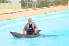 Tunesien – Google+ Swim with dolphins in Friguia Park Tunisia  #Swim with #dolphins in #Friguia #Park #Tunisia