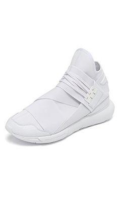 7638f9e1556d8 adidas Men s Y-3 Qasa High White AQ5500 (SIZE  12)