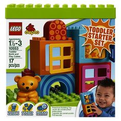 LEGO duplo Build and Play Cubes 10553 $11.59