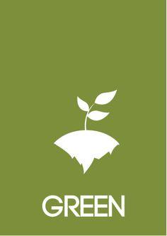 Green series - Green