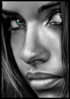 Adriana Lima By Innes Mc Dougall