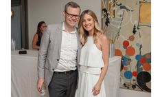 VIP guests mingled and marveled at the state-of-the-art townhouse, live music, complimentary gift bags by Wheels Up, and signature cocktails and beer by Peroni Nastro Azzuro. See our gallery for an exclusive look into the party.