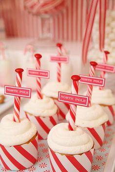 Navidad 2011: Ideas para preparar la mesa de los dulces