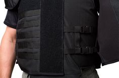 PPSS Cell Extraction Vest - close up of front