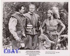 Anthony Dexter Brave barechested Man Vintage Photo Captain John Smith Pocahontas   eBay