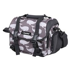 Stashler DSLR Camera Shoulder Bag Whales >>> Be sure to check out this awesome product.