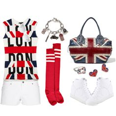 """60-Second Style: World Cup"" by angela-windsor on Polyvore"