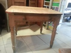 Old Pine Table £179