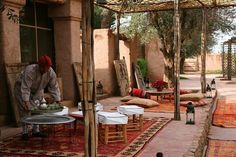 The Garden of Eden Is In Marrakech | FATHOM Travel Blog and Travel Guides