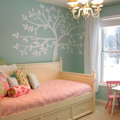 Tree Mural Design, Pictures, Remodel, Decor and Ideas - page 2