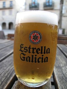 Camino de Santiago Day 6, Pontevedra, Spain. Yes, this helps, but I prefer a glass of local wine.
