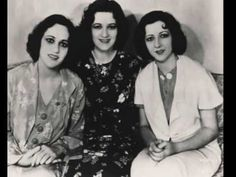 """The Boswell Sisters sing """"Sleep, come on and take me"""" (1932)"""
