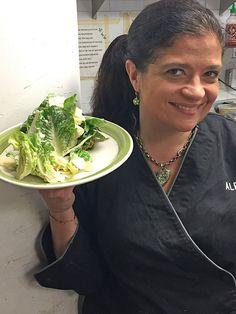 Alex Guarnaschelli's Essential Recipe: Homemade Caesar Salad Dressing (egg-less)