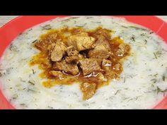 Tökfőzelék sertéspörkölttel - YouTube Curry, Make It Yourself, Ethnic Recipes, Youtube, Food, Curries, Essen, Meals, Youtubers
