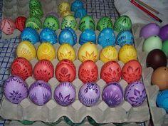 Easter Eggs, Patterns, Handmade, Block Prints, Hand Made, Pattern, Models, Templates, Handarbeit