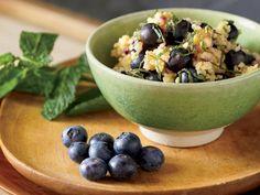 Eat Like This, Never Diet Again: Bulgur Pilaf with Blueberries http://www.prevention.com/food/food-remedies/vegan-recipes-mark-bittman?s=7&?cm_mmc=Facebook-_-Prevention-_-food-foodremedies-_-veganrecipesmarkbittman