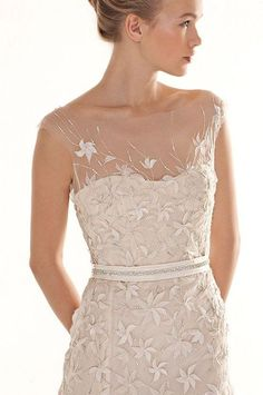 Hey, loves! Today I'm going to share stunning illusion neckline wedding dresses, and do you know what's so awesome about them? An illusion neckline gown shows...