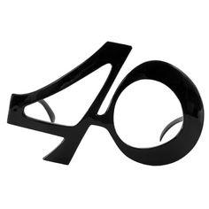 $8.95 40th Birthday Party Sunglasses