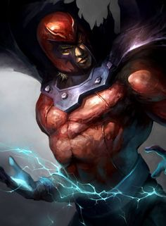 Magneto Auction your comics on http://www.comicbazaar.co.uk