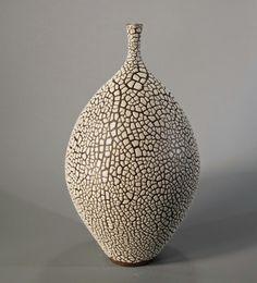 Ceramic vessel by Keiko Coghlin, Matilda Morgan Ceramics. Perfect for the mid century modern homes.