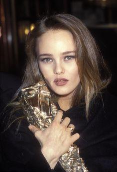 Vanessa Paradis aux César en 1990