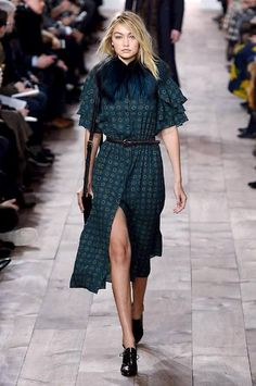 Michael Kors Fall- Winter 2015 – GeorgiaPapadon