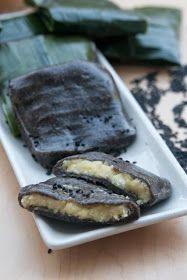 Mulan - bepnha: Bánh mè đen