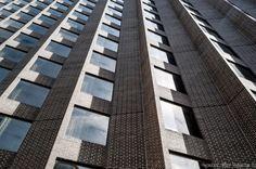 I love how buildings are so geometric. Houston, Skyscraper, Buildings, Multi Story Building, Skyscrapers