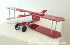 repurposed ceiling fan blades into an airplane, crafts, home decor, repurposing upcycling