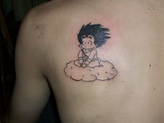 goku tattoo - Google Search