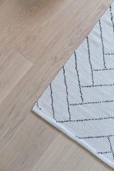 Timberwise parquet Snöhetta OAK white matt lacquered