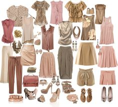"""Soft Autmn Mix for Holly"" by mpsakatrixie on Polyvore"