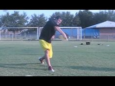 How To Throw A Frisbee Far | Brodie Smith - YouTube