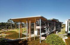 Ripple Effect: CRAB Studio Designs Queensland Architecture School