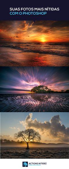 Suas Fotos Mais Nítidas com o Photoshop - Landscape - Fotografia de Natureza