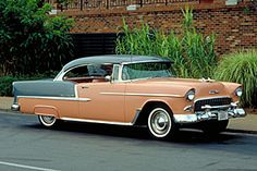 1955 Chevy Bel Air Sport Coupe Maintenance/restoration of old/vintage vehicles: the material for new cogs/casters/gears/pads could be cast polyamide which I (Cast polyamide) can produce. My contact: tatjana.alic@windowslive.com