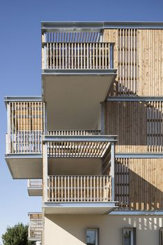 Gallery - Social Housing in Aigues-Mortes / Thomas Landemaine Architectes - 3