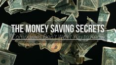 This video will share some of those money-saving tricks big companies don't want you to know!