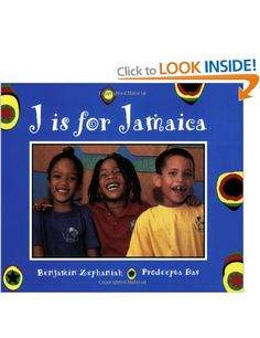 Benjamin Zephaniah - J is for Jamaica