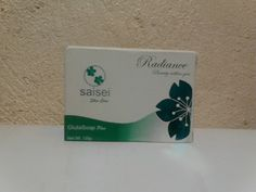 Saisei Radiance Gluta Whitening Soap Plus Skin Care Soap (135gms)