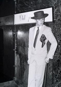 steve strange, 1981 club for Heroes Mode Masculine, Dandy, Frankie Goes To Hollywood, Blitz Kids, Stranger Things Steve, Monster Party, Party Monsters, The Blitz, Kool Kids