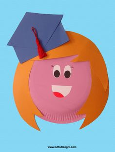End of School craft - Graduation