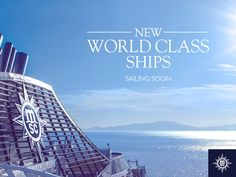 """MSC Croisières est fière d'annoncer la commande de 4 nouveaux navires qui formeront la classe de navires """"World class"""".  Ces nouveaux navires offriront des fonctionnalités innovantes et respectueuses de l'environnement ainsi que des concepts de pointe. Rendez-vous en 2022.  Combien de j'aime pour cette annonce? #MSCCruises Msc Cruises, Dubai, World Class, Order Up, Places Ive Been, Skyscraper, Sailing, Barcelona, Adventure"""
