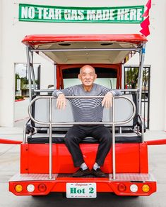 David Trans company @huyfongfoods was already a moneymaker while it was operating under the radar for almost three decades. But since high-profile foodies have endorsed his #sriracha hot sauce over the past few years it has become the condiment on nearly every Americans lips.  Tran CEO emigrated from Vietnam to the U.S. in 1979 on the freighter Huey Fong a name he tweaked when he was inspired the following year to launch his company selling his version of sriracha hot sauce to Asian…
