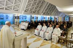 (May 20, 2013) Pope at Mass: Courageous, humble prayer can work wonders | Text from page http://en.radiovaticana.va/news/2013/05/20/pope_at_mass:_courageous,_humble_prayer_can_work_wonders/en1-693742  of the Vatican Radio website