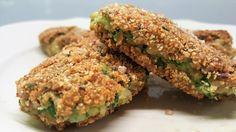 Crocchette di cannellini e spinaci