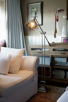 Langley Square Floor Lamp