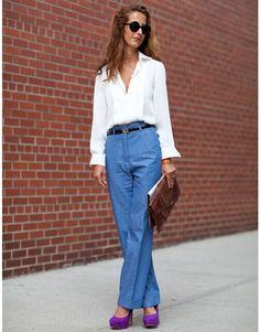 Street+Style+Spring+2012:+New+York+Fashion+Week  - HarpersBAZAAR.com